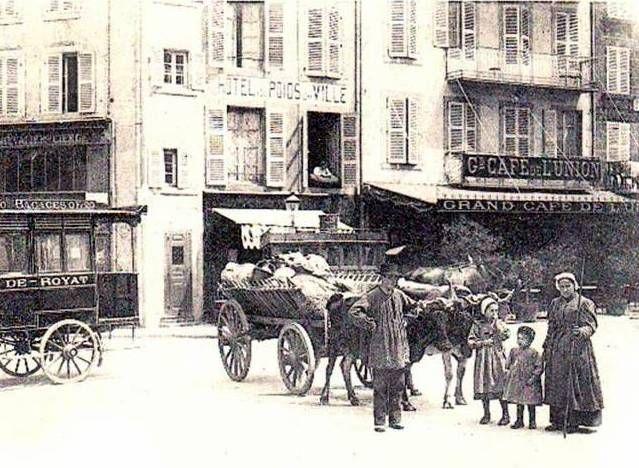 Clermont Ferrand-collecte du linge dans les hôtels