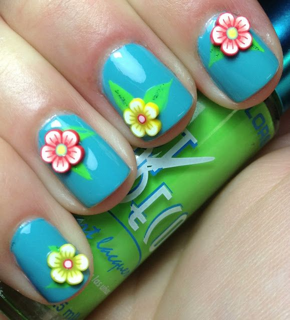 Nails by an OPI Addict: Fimo-tastic! | uñas | Pinterest | Consejos ...
