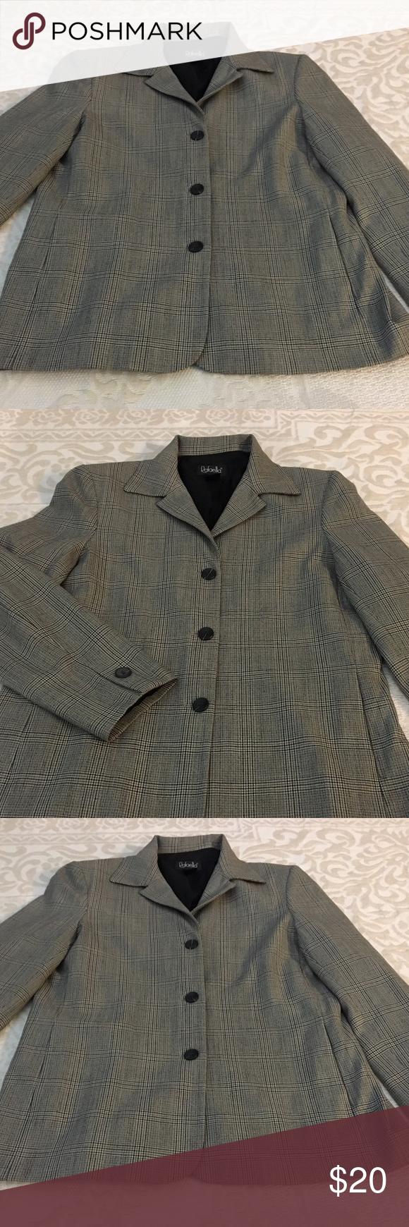 Rafaella Blazer Rafaella Blazer Rafaella Jackets & Coats Blazers