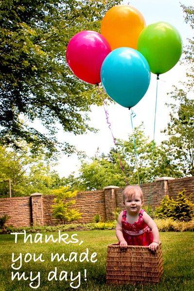 """""""Hot air balloon."""" kid-picture-ideas"""