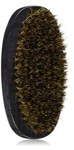 Diane Mens Palm Brush 100% Natural Boar Bristles Professional Hair Brush Wooden #Diane