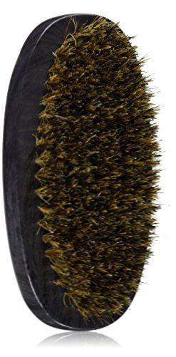 Diane Mens Palm Brush 100% Natural Boar Bristles Professional Hair Brush Wooden #Diane