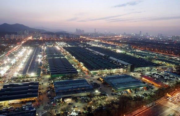 Garak Wholesale Market, Republic of Korea #wholesalemarkets #garak