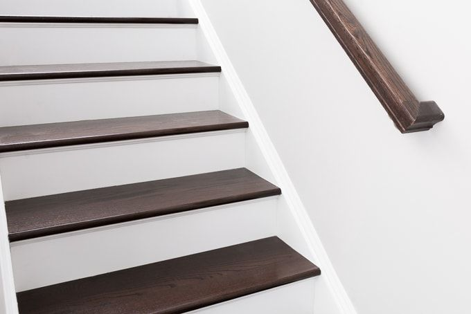 Best How To Caulk Hardwood Stairs Repair Cracked Stair Stringers And Trim Stairs Stringer 400 x 300