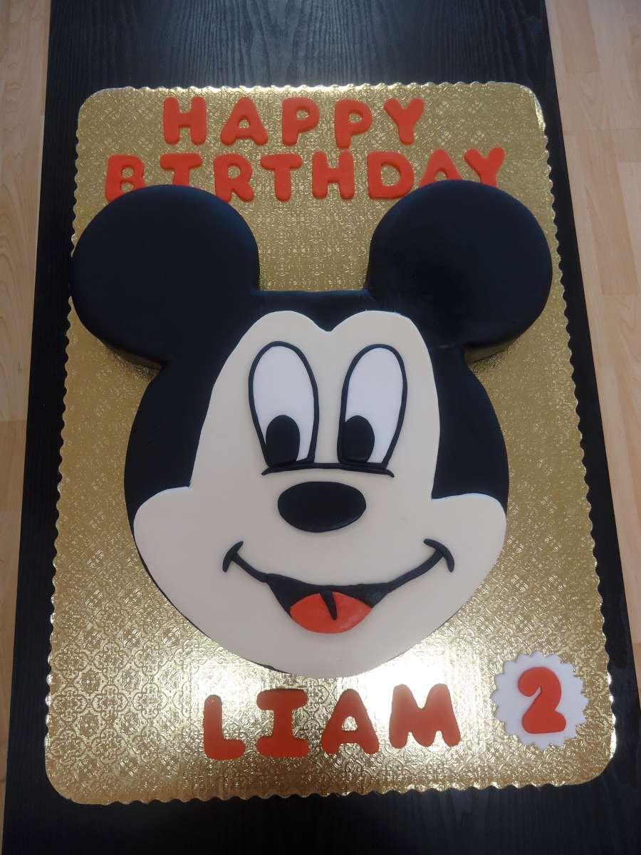 Pin Pin Mickey Mouse Cake Pan Walmart Picture To Pinterest