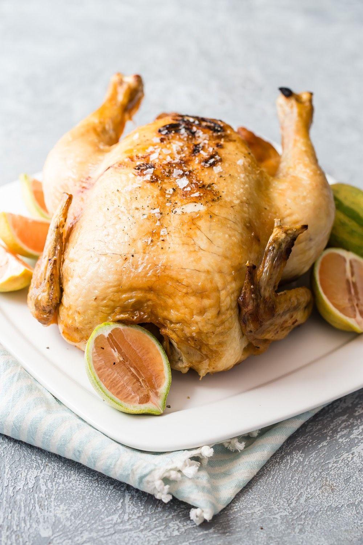 Air Fryer Roast Chicken Recipe Roast chicken recipes