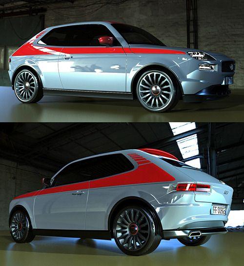 Conoce El Fiat 147 Del Futuro El Fiat 127 Taringa Cars