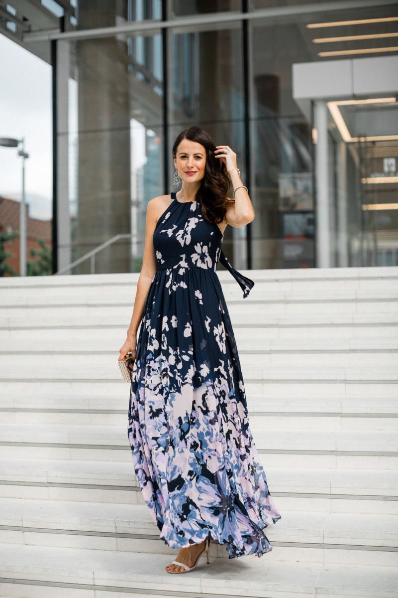 50 Stylish Wedding Guest Dresses That Are Sure To Impress Guest Dresses Floral Maxi Dress Fashion