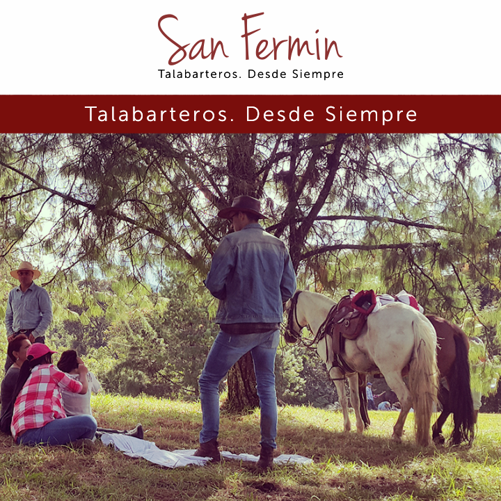 ¡Ensille que hoy es domingo de cabalgata! #Caballistas #Colombia #Talabarteros #SillasSanFermin #Caballos