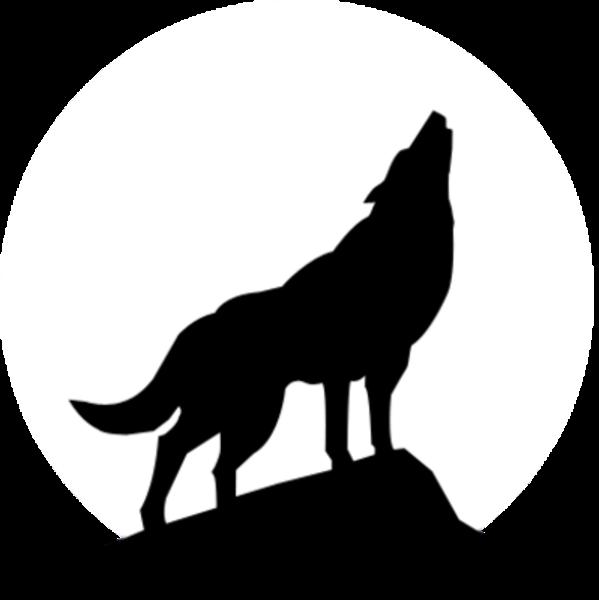 Wolf Silhouette Google Search En 2020 Silueta Lobo Animales Faciles De Dibujar Silueta De Caballo