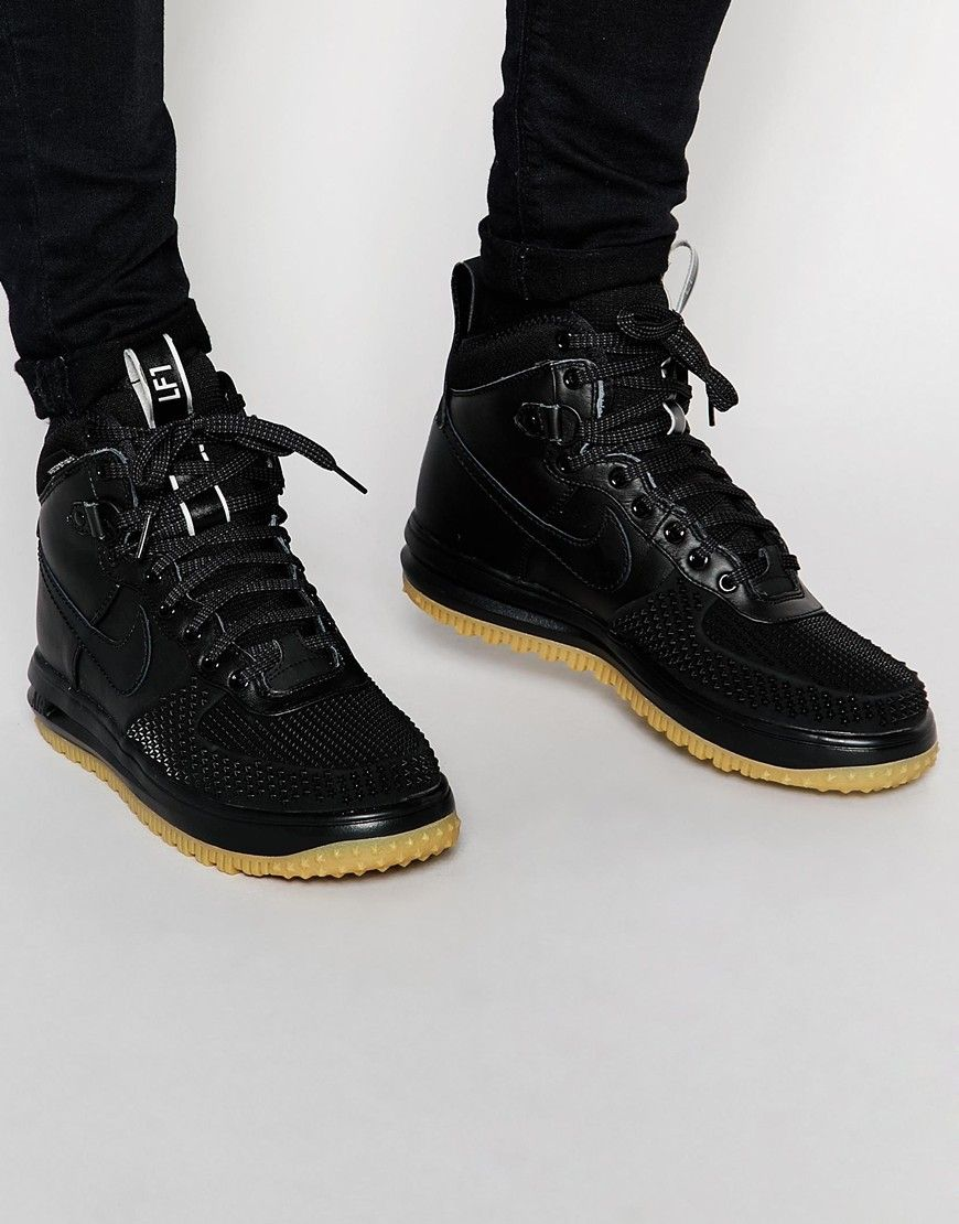 eleganckie buty najlepiej online odebrać Nike Lunar Force 1 Duckboots 805899-003 805899-003 | ASOS ...
