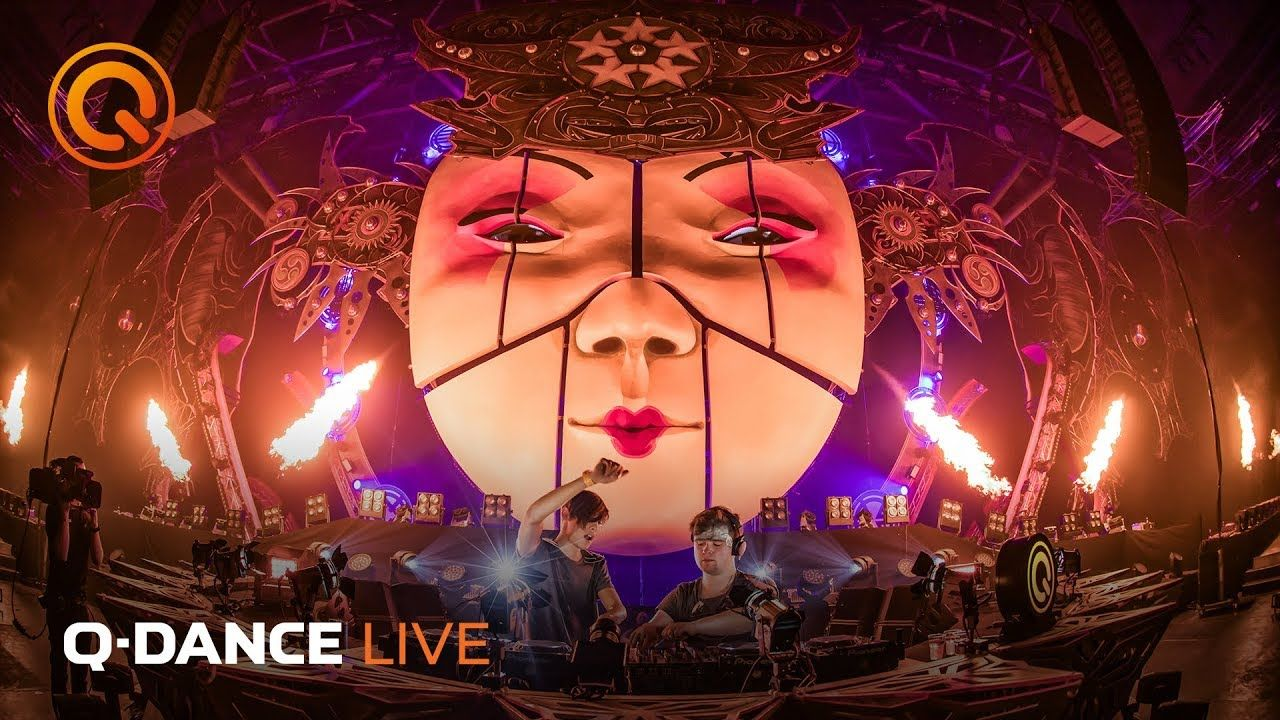 Qlimax 2018 | Sub Zero Project | Music in 2019 | Rave music