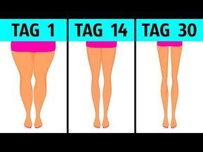 4-minute workout after waking up for slimmer legs -  4-minute workout after waking up for slimmer le...