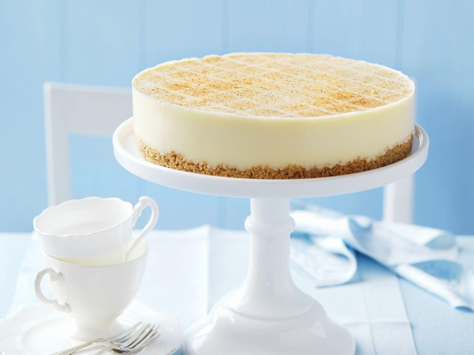 Kasekuchen Ohne Backen Rezept Kuchen Kuchen Ohne Backen Und Backen