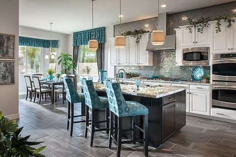 How Much Does It Cost Per Square Foot To Build A New House Newhomesource New Homes Beautiful Kitchens Home Building Design