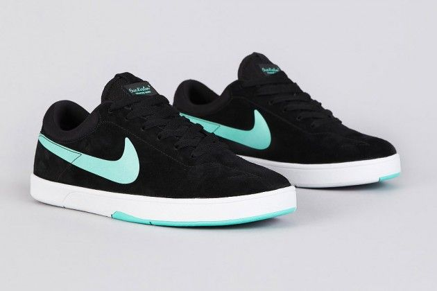 57b157ac08b Nike SB Eric Koston 1 Black Crystal Mint • Highsnobiety