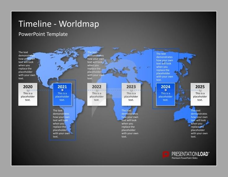 World map timeline powerpoint template presentationload httpwww world map timeline powerpoint template presentationload httppresentationload gumiabroncs Image collections