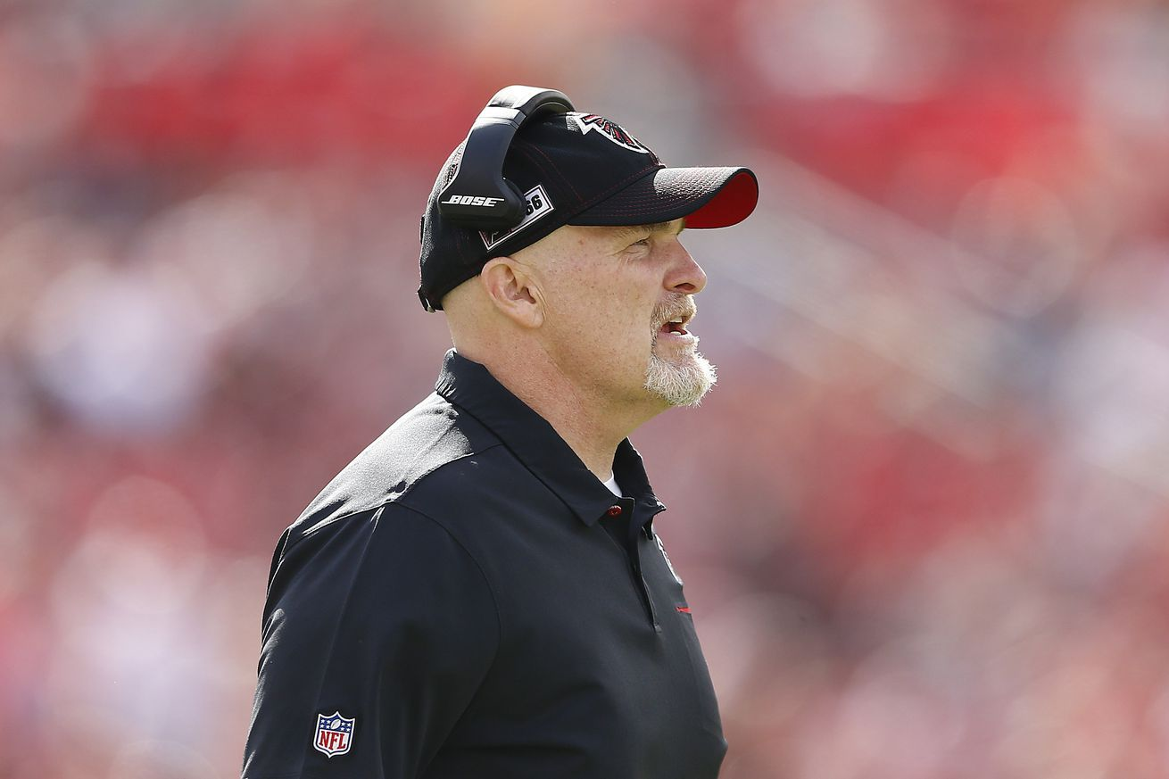 No Undrafted Free Agents Made The Falcons Initial 53 Man Roster For The First Time In The Dan Quinn Era Nfl News Nfl Update In 2020 Free Agent Nfl News New Patriots