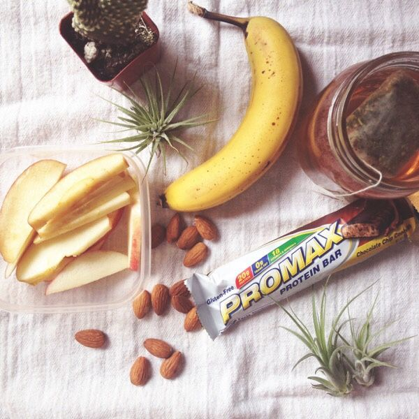 Better snacking for busy lifestyles. The College Student's Guide to Proper Snacking: Promax Bars
