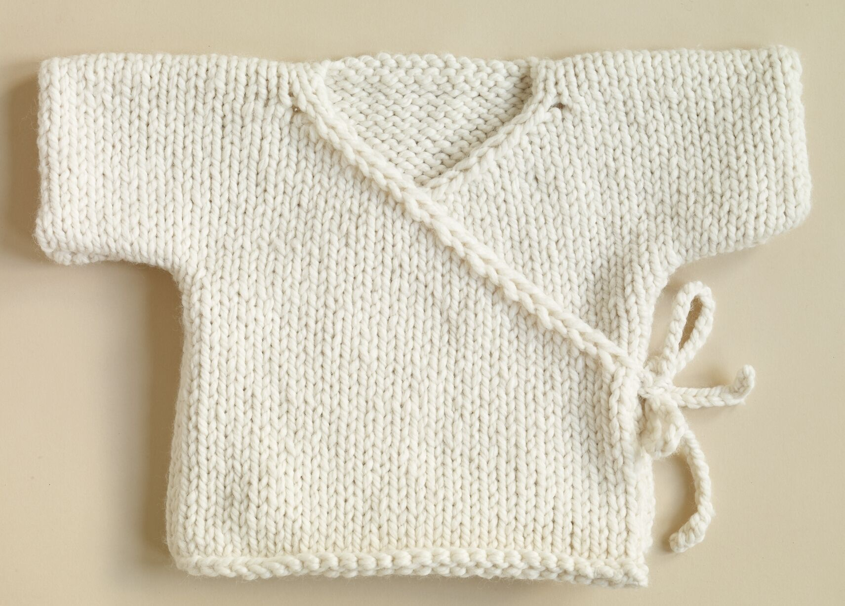 Free Knitting Pattern Baby Kimono Sweater : Free Knitting Patterns Babies Free Knitting Pattern 70352AD Baby Kimono : L...