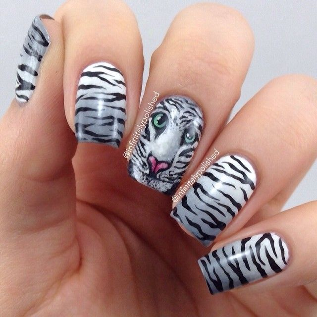 Infinitelypolished Nail Nails Nailart Httppinterest