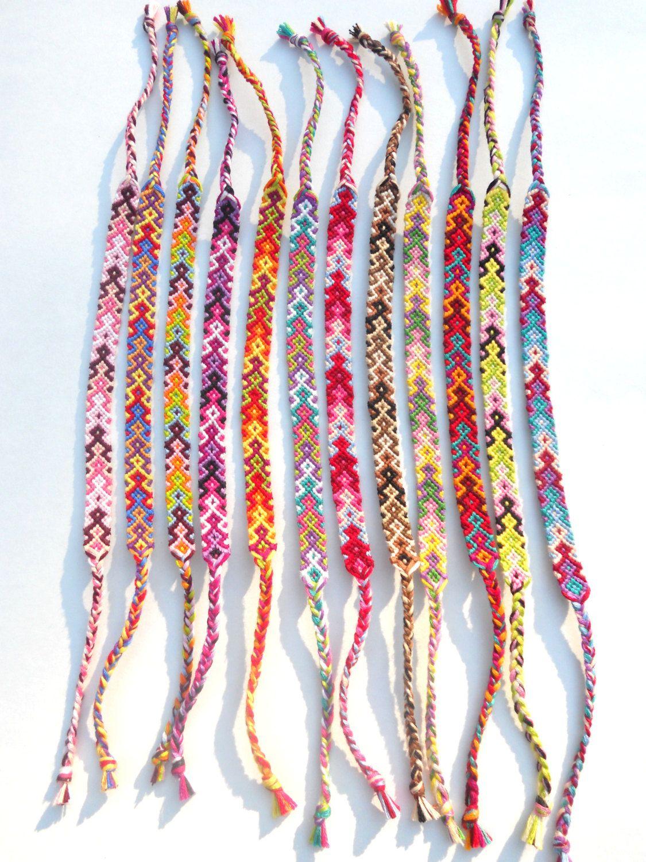 Arrowhead Handmade Friendship Bracelets By Ljknot On Etsy 7 75
