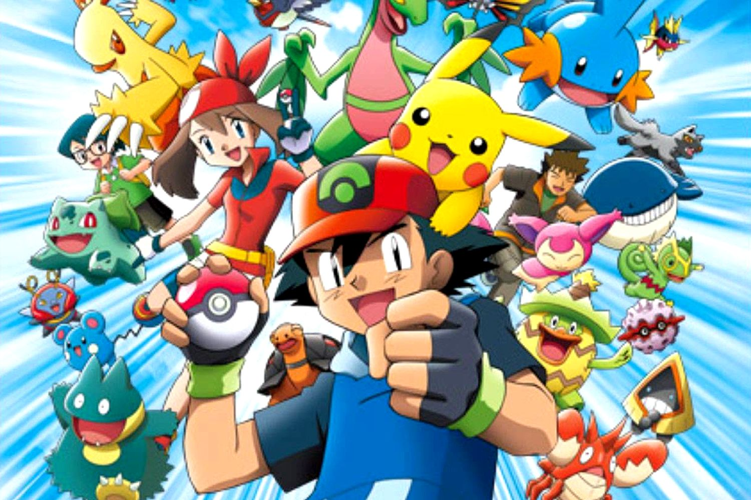 Find out which pokemon anime season is best with this top