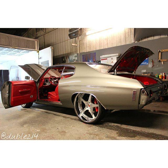 Rudy Perez Duble214 Caddyscustoms L Instagram Photo Websta 70 Chevelle Pro Touring Cars Chevy Chevelle