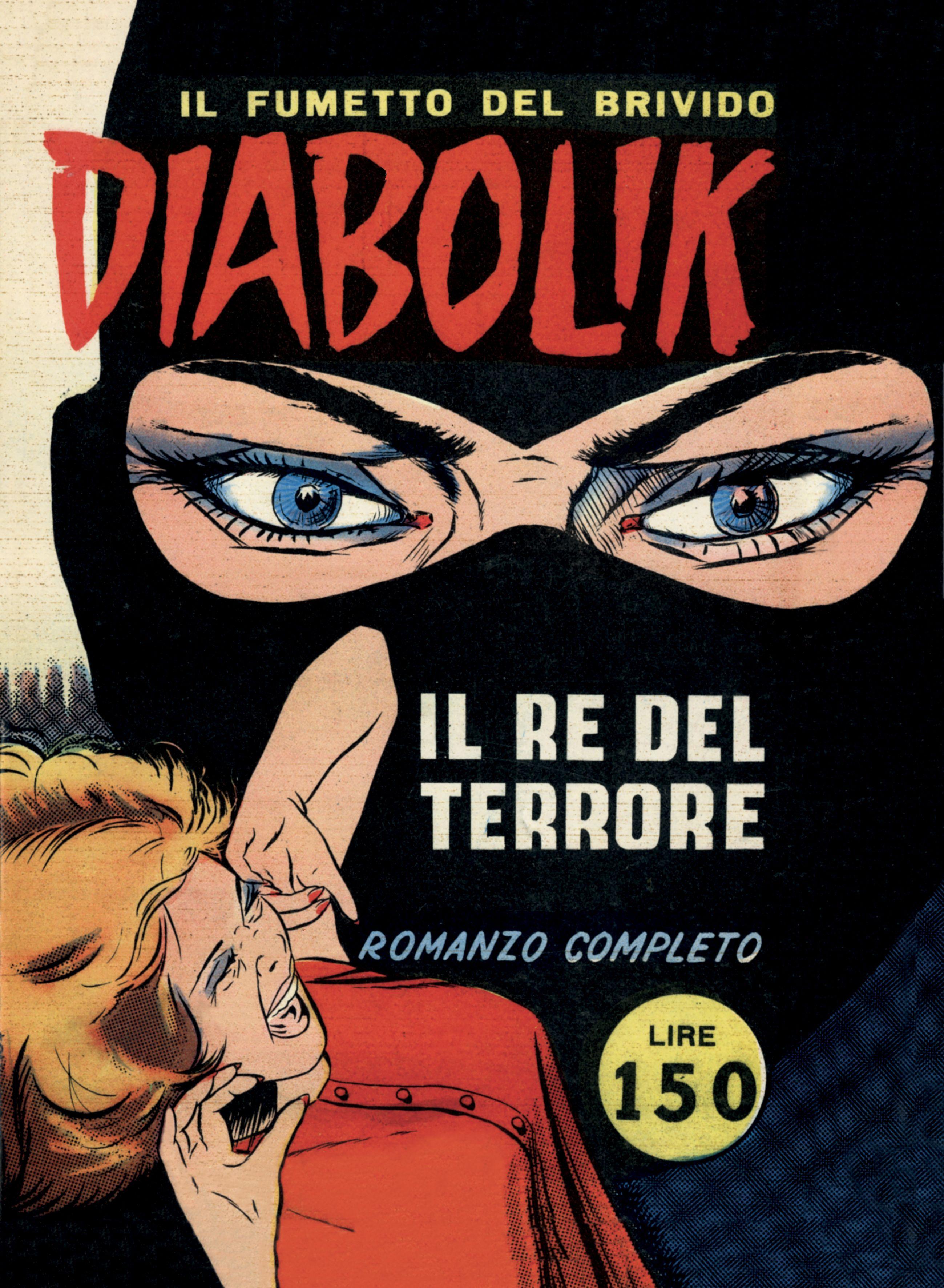 Radio Bla Bla Fumetti Diabolik Fumetti D Epoca