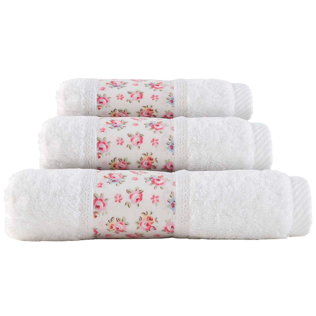 Bathroom | Hampton Rose Bath Towel | CathKidston