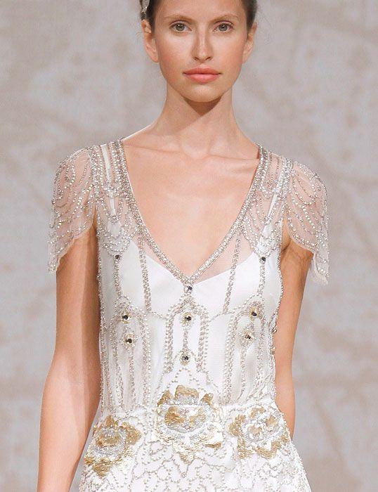 Jenny Packham Eden Size 8 Wedding Dress