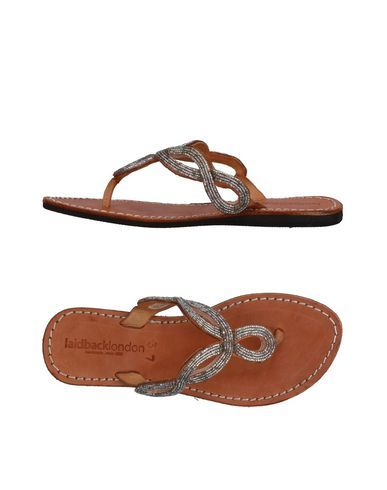 LAIDBACK LONDON Flip flops. #laidbacklondon #shoes #