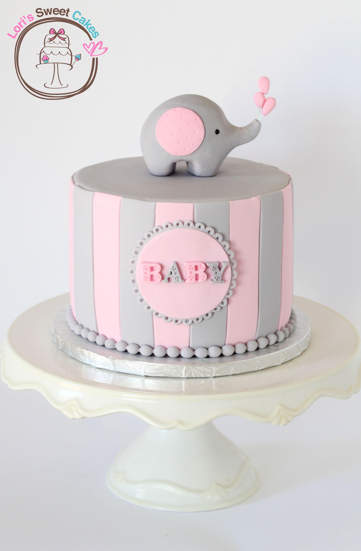 Ideias de bolo para chá de bebª