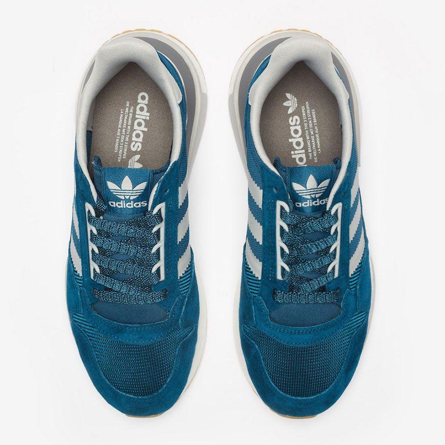 Sneakersnstuff adidas ZX 500 RM Blue