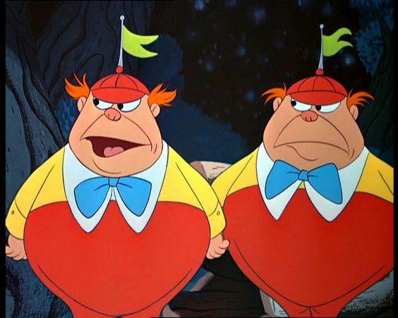 alice in wonderland twins costume - Google Search