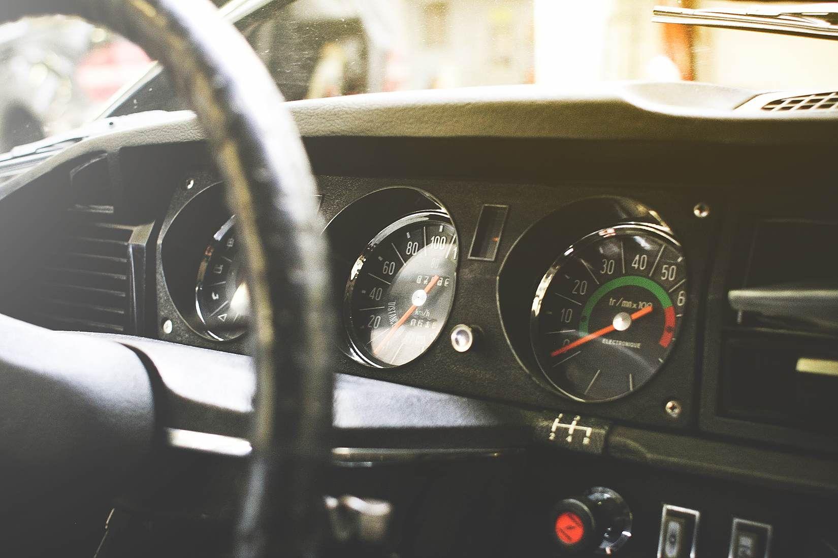 Old veteran Car Dashboard Free Image Download Veteran