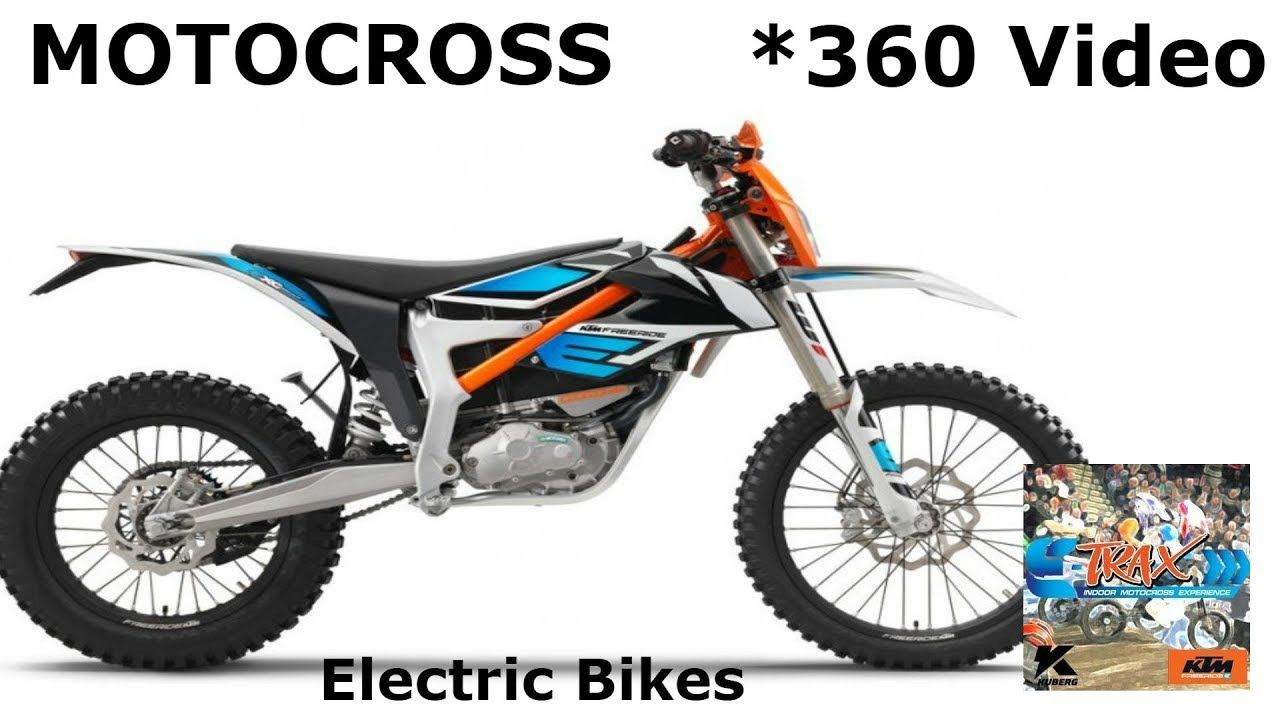 360 Video Ktm Electric Motocross Indoor Track E Trax Ni Electric