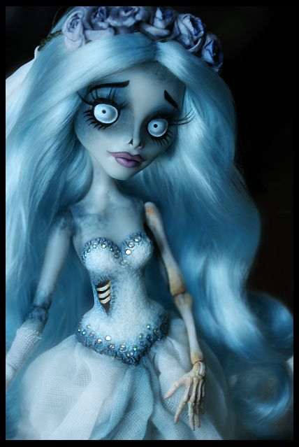 ~Emily, the Corpse Bride~ by Clockwork_Angel