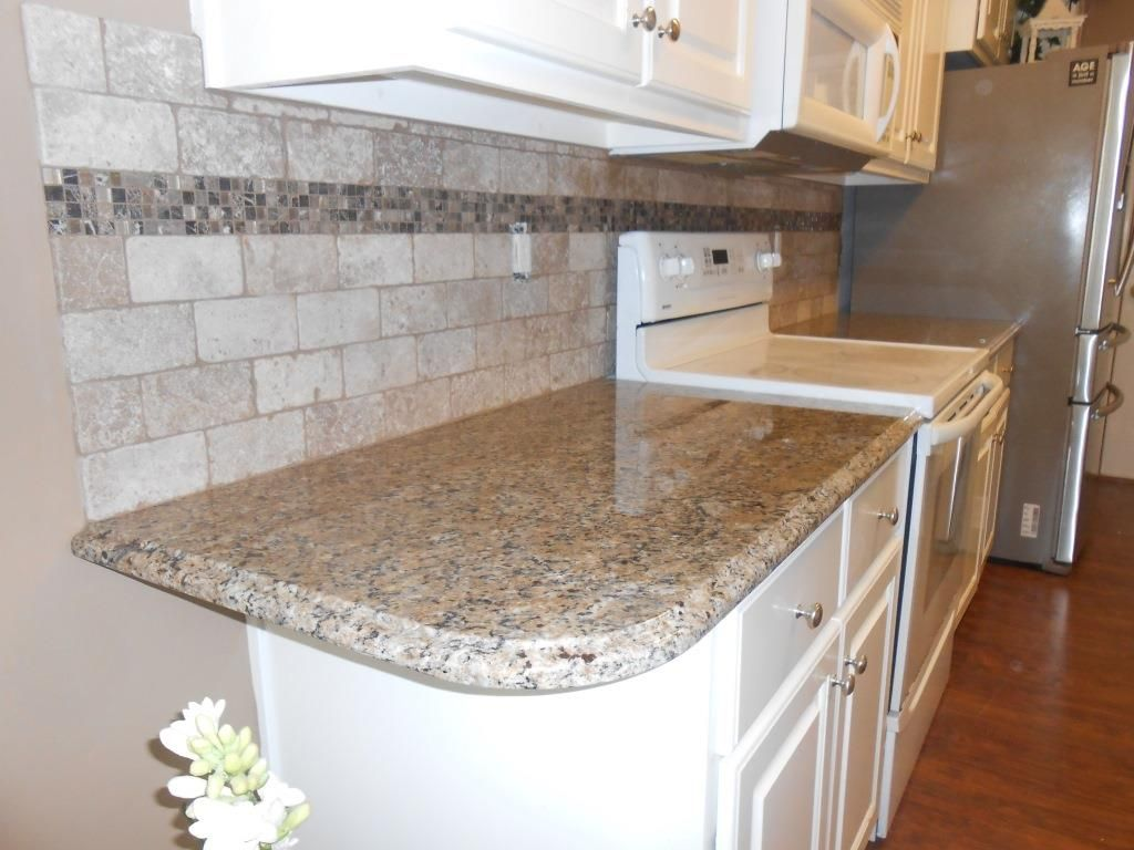 New venetian gold granite counter tops ogee edge 3x6 walnut new venetian gold granite counter tops ogee edge 3x6 walnut travertine tiles with scuro dailygadgetfo Gallery