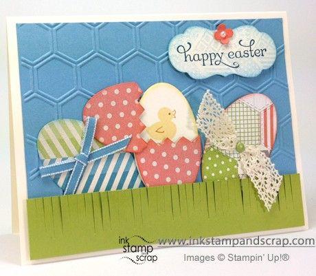Stampin' Up! Easter  by Linda B at Ink, Stamp and Scrap