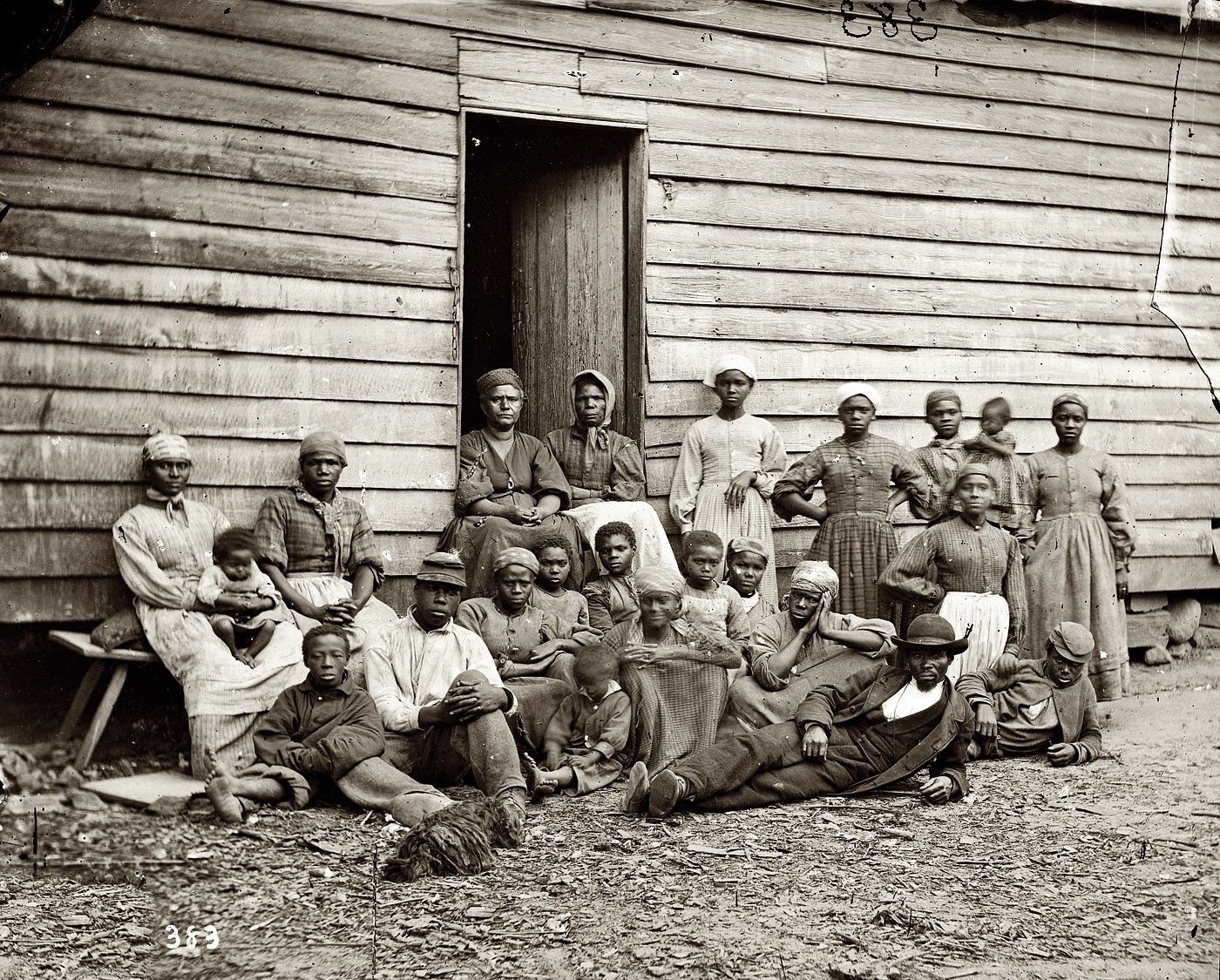 women, slaves, and free blacks in the civil war essay Freed blacks rights after the civil war during the year of 1865, after the north's victory in the civil war, the republican party began to pass national legislation in order to secure free blacks' rights.