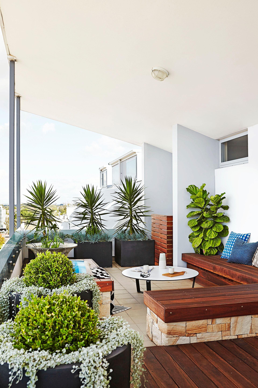 Gallery - The Ultimate Garden Balcony   Contemporary patio ...