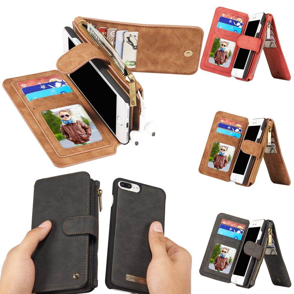 Multiplanbok 14 Kort Iphone 7 Plus Apple Iphone 7 Plus