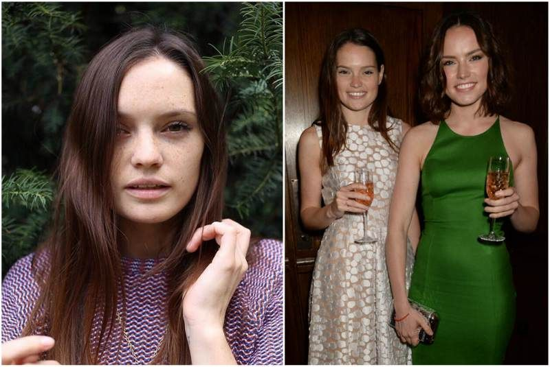Daisy Ridley S Sister Kika Rose Ridley Daisy Ridley Celebrity Families Actresses The name is totally unforgettable. pinterest