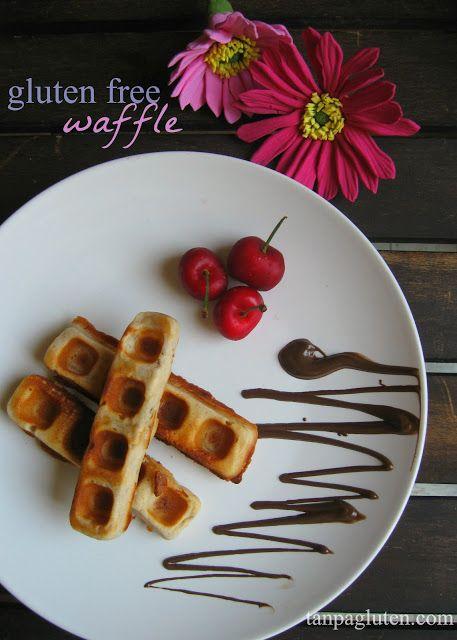 Resep Bebas Gluten Waffle Tanpa Telur Resep Bebas Gluten Makanan Bebas Gluten