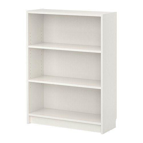 BILLY Librería - blanco, 80x28x106 cm - IKEA 25€ | Dormitorio ...