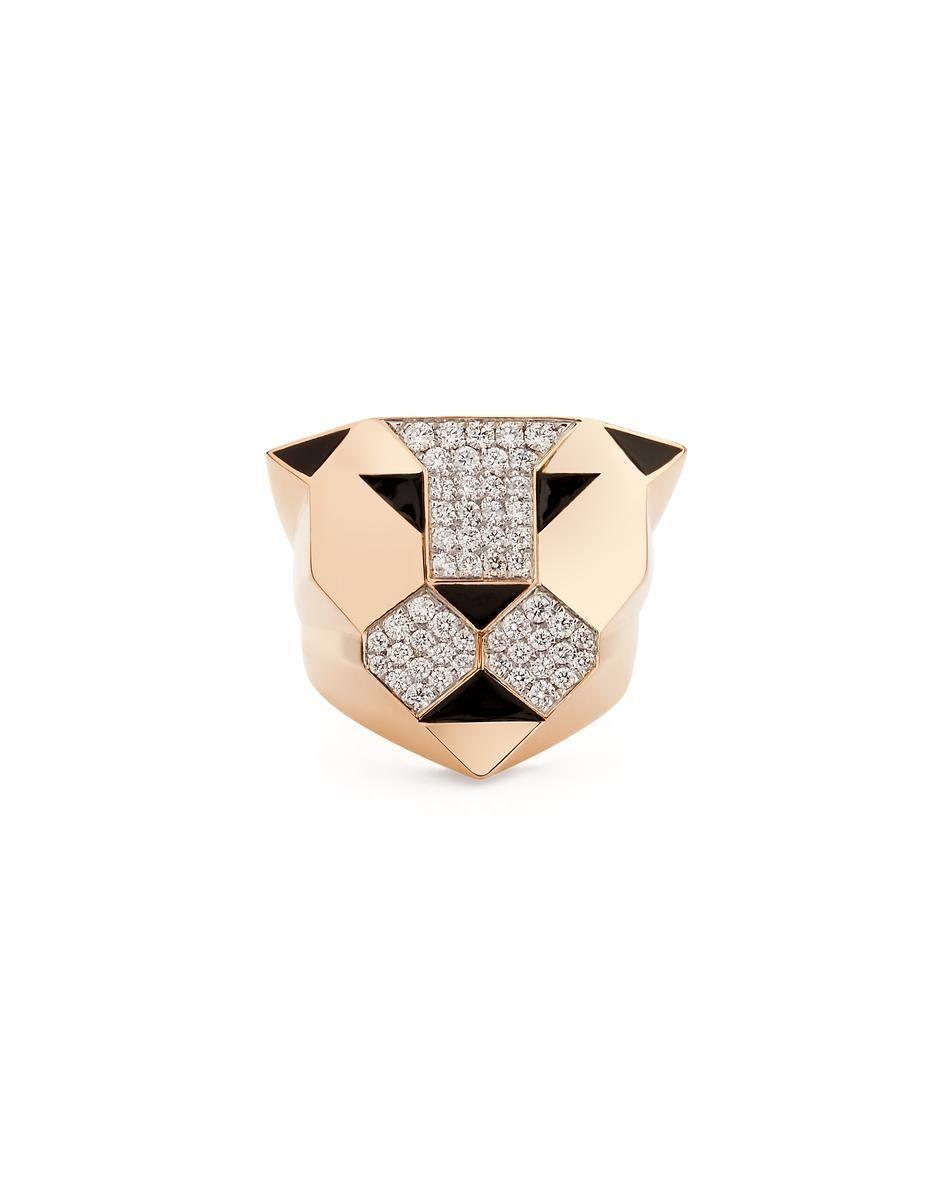 Lion Ring - GB Enigma by Gianni Bulgari - CoutureLab.com $10,710