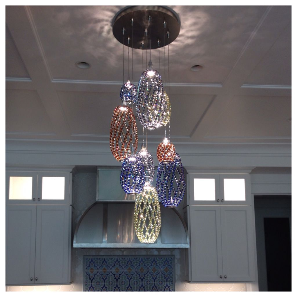 Linda From Our Rockville Showroom Put This Beautiful Light