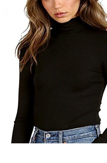 ad7025d52491 n Philanthropy Brooke Turtleneck Bodysuit (L