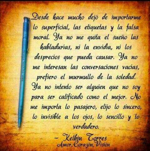 Kelbin Torres Amor Corazon Vision Frases Y Pensamientos